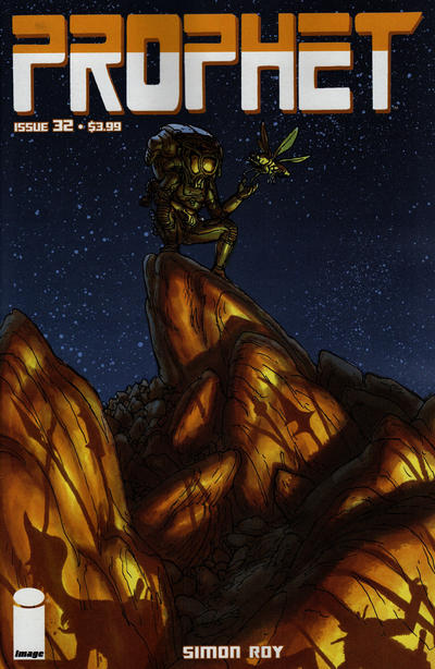 Cover for Prophet (Image, 2012 series) #32