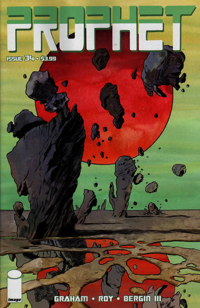 Cover for Prophet (Image, 2012 series) #34