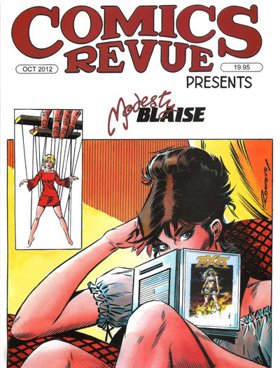 Cover for Comics Revue (Manuscript Press, 1985 series) #317-318