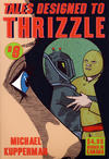 Cover for Tales Designed to Thrizzle (Fantagraphics, 2005 series) #8