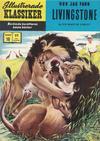 Cover for Illustrerade klassiker (Williams Förlags AB, 1965 series) #10 [HBN 165] (4:e upplagan) - Hur jag fann Livingstone