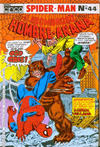Cover for El Hombre Araña (Editora Cinco, 1974 ? series) #44