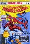 Cover for El Hombre Araña (Editora Cinco, 1974 ? series) #39