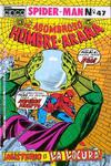 Cover for El Hombre Araña (Editora Cinco, 1974 ? series) #47
