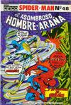 Cover for El Hombre Araña (Editora Cinco, 1974 ? series) #48
