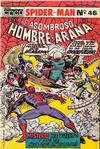 Cover for El Hombre Araña (Editora Cinco, 1974 ? series) #46