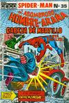 Cover for El Hombre Araña (Editora Cinco, 1974 ? series) #35