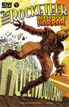 Cover for The Rocketeer: Hollywood Horror (IDW, 2013 series) #2