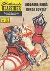 Cover for Illustrerade klassiker (Illustrerade klassiker, 1956 series) #24 [HBN 158] (2:a upplagan)