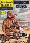 Cover for Illustrerade klassiker (Illustrerade klassiker, 1956 series) #31 [HBN 158] (3:e upplagan)