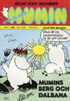 Cover for Mumin (Atlantic Förlags AB, 1983 series) #8/1984