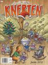 Cover for Knerten jul (Hjemmet / Egmont, 2011 series) #2012 [Bokhandelutgave]