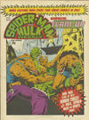 Cover for Spider-Man and Hulk Weekly (Marvel UK, 1980 series) #419