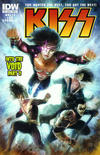 Cover Thumbnail for Kiss (2012 series) #8 [Cover B by Xermánico]