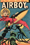 Cover for Airboy (Horwitz, 1953 series) #1