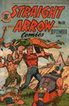 Cover for Straight Arrow Comics (Magazine Management, 1950 series) #21