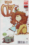 Cover for Road to Oz (Marvel, 2012 series) #5