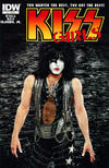 Cover Thumbnail for Kiss (2012 series) #6 [Cover RI - Photo (Paul Stanley)]