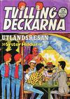 Cover for Tvillingdeckarna (Semic, 1979 series) #4/1980