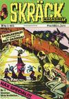 Cover for Skräckmagasinet (Williams Förlags AB, 1972 series) #3/1973