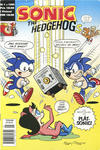 Cover for Sonic the Hedgehog (Semic, 1994 series) #1/1995