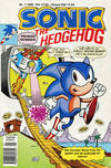 Cover for Sonic the Hedgehog (Semic, 1994 series) #1/1994