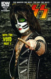 Cover Thumbnail for Kiss (2012 series) #7 [Cover RI - Photo (Eric Singer)]