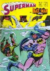 Cover for Superman et Batman et Robin (Sage - Sagédition, 1969 series) #3