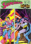 Cover for Superman et Batman et Robin (Sage - Sagédition, 1969 series) #4