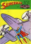 Cover for Superman et Batman et Robin (Sage - Sagédition, 1969 series) #10