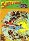 Cover for Superman et Batman et Robin (Sage - Sagédition, 1969 series) #12
