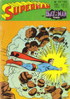 Cover for Superman et Batman et Robin (Sage - Sagédition, 1969 series) #12