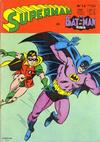 Cover for Superman et Batman et Robin (Sage - Sagédition, 1969 series) #14