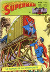 Cover for Superman et Batman et Robin (Sage - Sagédition, 1969 series) #28
