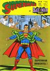 Cover for Superman et Batman et Robin (Sage - Sagédition, 1969 series) #29