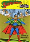 Cover for Superman et Batman et Robin (Sage - Sagédition, 1969 series) #29
