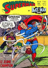 Cover for Superman et Batman et Robin (Sage - Sagédition, 1969 series) #41