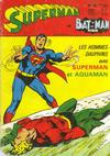 Cover for Superman et Batman et Robin (Sage - Sagédition, 1969 series) #52