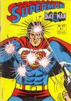Cover for Superman et Batman et Robin (Sage - Sagédition, 1969 series) #57