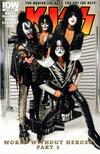 Cover Thumbnail for Kiss (2012 series) #4 [Cover RI-B - Photo (band photo)]