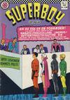 Cover for Superboy (Serieforlaget / Se-Bladene / Stabenfeldt, 1967 series) #2/1967