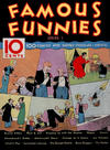 Cover for Famous Funnies: Series 1 (Dell, 1934 series) #[nn]