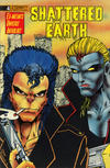 Cover for Shattered Earth (Malibu, 1988 series) #4