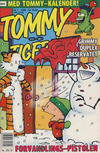 Cover for Tommy og Tigern (Bladkompaniet, 1989 series) #1/1998