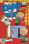 Cover for Tommy og Tigern (Bladkompaniet, 1989 series) #11/1997