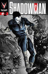 Cover for Shadowman (Valiant Entertainment, 2012 series) #2 [Second Printing]