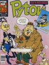 Cover for Pyton (Bladkompaniet, 1988 series) #11/1992