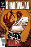 Cover Thumbnail for Shadowman (2012 series) #3 [Cover B - Dave Johnson]