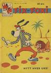 Cover for Fix og Foxi (Oddvar Larsen; Odvar Lamer, 1958 series) #12/1958