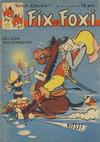 Cover for Fix og Foxi (Oddvar Larsen; Odvar Lamer, 1958 series) #16/1959